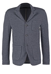 Mauro Grifoni Suit Jacket Dark Grey Dark Gray