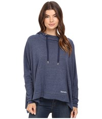 Bench Sharpness Loose Sweatshirt Dress Blues Marl Women's Sweatshirt