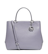 Michael Michael Kors Anabelle Large Top Zip Leather Tote