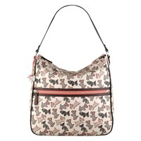 Radley Fleet Street Large Hobo Bag Ivory