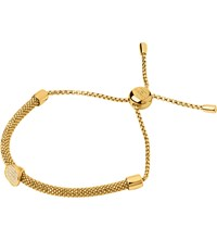Links Of London Starlight 18Ct Yellow Gold Vermeil And Sapphire Round Bracelet