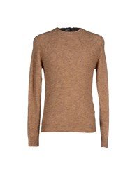 Liu Jo Jeans Knitwear Jumpers Men Sand