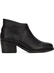 Henry Beguelin Ankle Boots Black