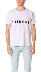 Quality Peoples Friends Amigos Tee Wind Grey