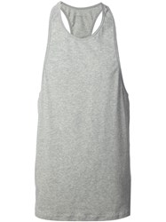 Dsquared2 Loose Tank Top Grey