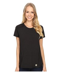 Carhartt Force T Shirt Black Women's T Shirt