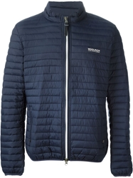 Woolrich Padded Front Logo Jacket