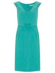 Nougat London Chelsea Cap Sleeve Dress Green