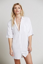 Motel Stella Shirt Dress