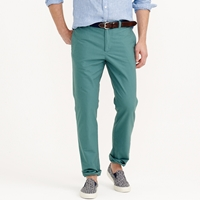 J.Crew Garment Dyed Oxford Cloth Chino In Urban Slim Fit