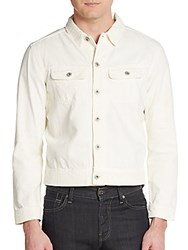 Gant Denim Jacket Cream