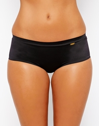 Bonded Knicker Short Black