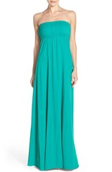 Hard Tail Women's Long Strapless Dress Mermaid