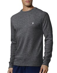 Polo Ralph Lauren Thermal Top Charcoal