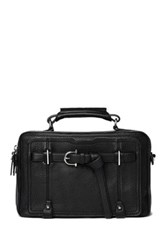 Etienne Aigner Filly Stag Satchel Black