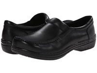 Klogs Usa Knight Black Smooth Men's Slip On Shoes