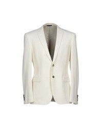 Tonello Suits And Jackets Blazers Men Ivory