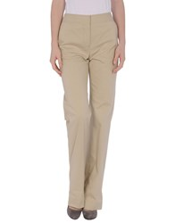 Valentino Roma Trousers Casual Trousers Women Beige