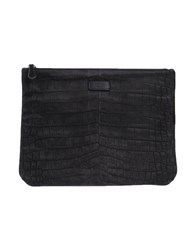 Fendi Bags Handbags Men Black