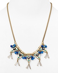 Dylan Gray Blue Ombre Long Statement Necklace 22 Bloomingdale's Exclusive