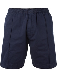 Dsquared2 Track Shorts Blue