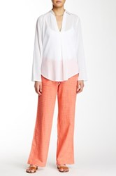 Tommy Bahama Summer Sands Linen Blend Pant Orange