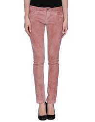 Daniele Alessandrini Denim Pants Skin Color