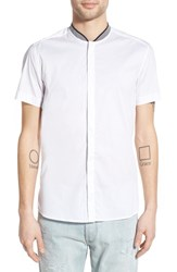 Men's Antony Morato '1000' Regular Fit Woven Shirt