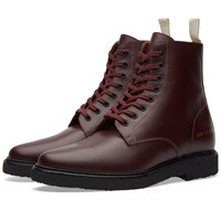 Common Projects Standard Combat Boot Burgundy