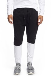 Thing Thing 'The Tri Para' Tapered Fit Drop Crotch Jogger Pant Multi