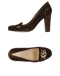 Guess By Marciano Pumps Dark Brown