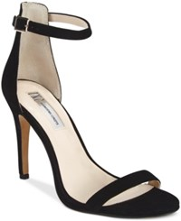 Inc International Concepts Women's Roriee Two Piece Sandals Only At Macy's Women's Shoes Black