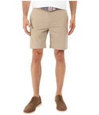Vineyard Vines 8 Performance Breaker Shorts Khaki Men's Shorts