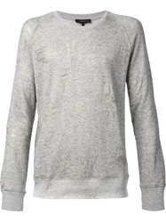 Iro Distressed Sweater