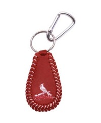 Game Wear St. Louis Cardinals Team Color Keychain Red