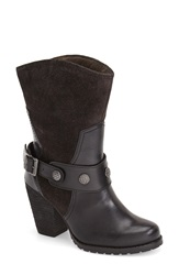 Eastland 'Bellamy' Belted Mid Boot Women Black