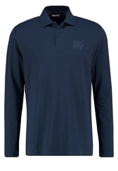 Dkny Polo Shirt Acapulco Blue