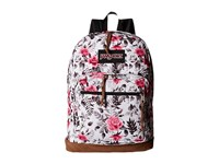 Jansport Right Pack Expressions Multi Black White Graphic Floral Backpack Bags