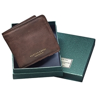 Scotch And Soda Leather Coin Wallet