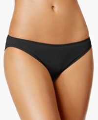Vince Camuto Hipster Bikini Bottoms Women's Swimsuit Black