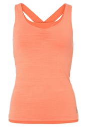 Esprit Sports Sports Shirt Coral Orange