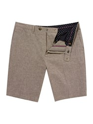 Linea Crowley Linen Mix Short Stone