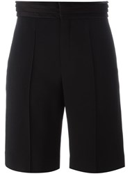 Chloe Bermuda Shorts Black
