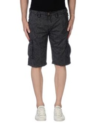 Marville Bermudas Steel Grey