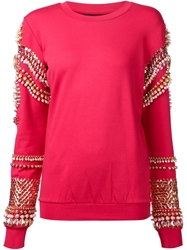 Manish Arora Embellished Sweatshirt