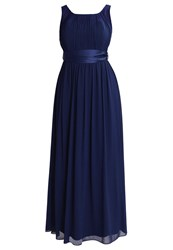 Dorothy Perkins Curve Natalie Occasion Wear Navy Blue Dark Blue