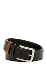 Original Penguin Accent Loop Belt Black