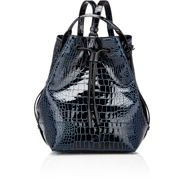 Opening Ceremony Izzy Convertible Backpack Blue