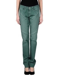 9.2 By Carlo Chionna Casual Pants Emerald Green