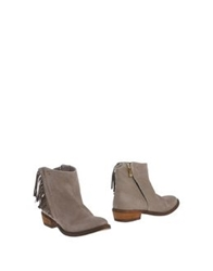 Kocca Ankle Boots Grey